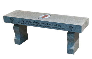 Memorial Benches Granite Memorial Bench Cremation Bench